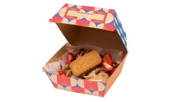 Cookie Butter Obsessed Bunuelos Snack Pack (Mini)