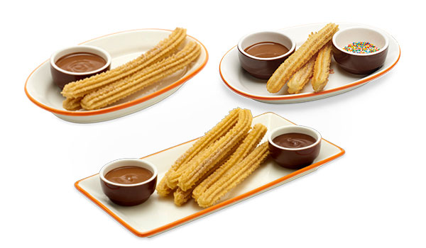 Low Gluten Churros