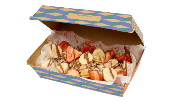 The Original Churros Snack Pack (Regular)