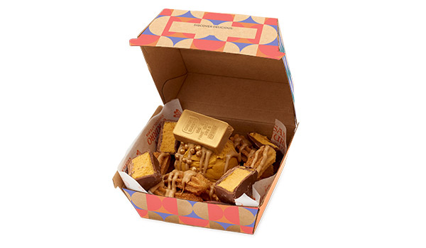Treasure Trove Churros Snack Pack (Mini)