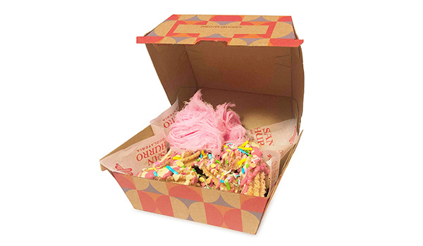 Unicorn Churros Snack Pack (Mini)